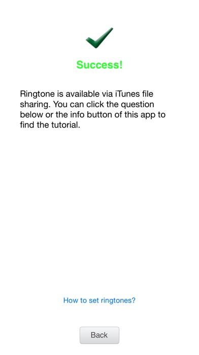 Screenshot for Any Ringtone - Music & Recording in Chile App Store