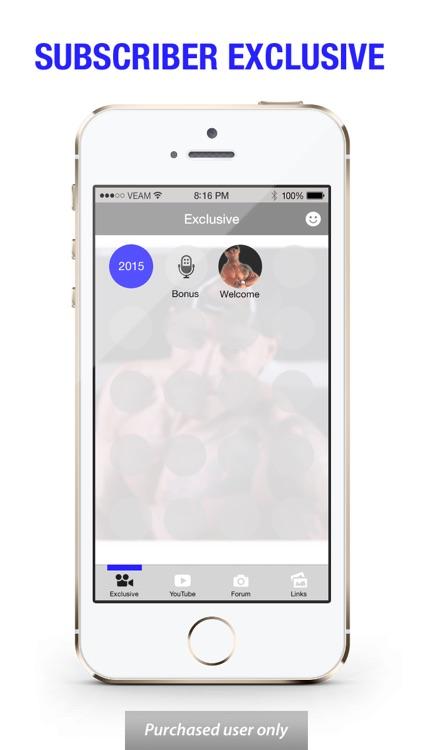 Sergio Chisari Official App