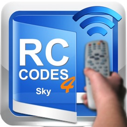 Remote Controller Codes for Sky