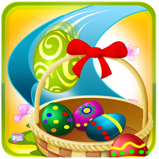 Don T Drop Break The Easter Eggs Catching Basket Test Pro By Mountain Woods Media Llc
