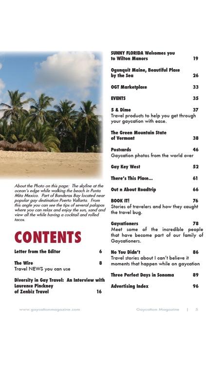 Gaycation: LGBT Travel Magazine