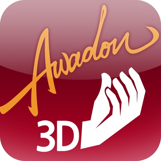 Awadon Chord 3D - Guitar, Ukulele and Guitalele 3D-Fingering Model