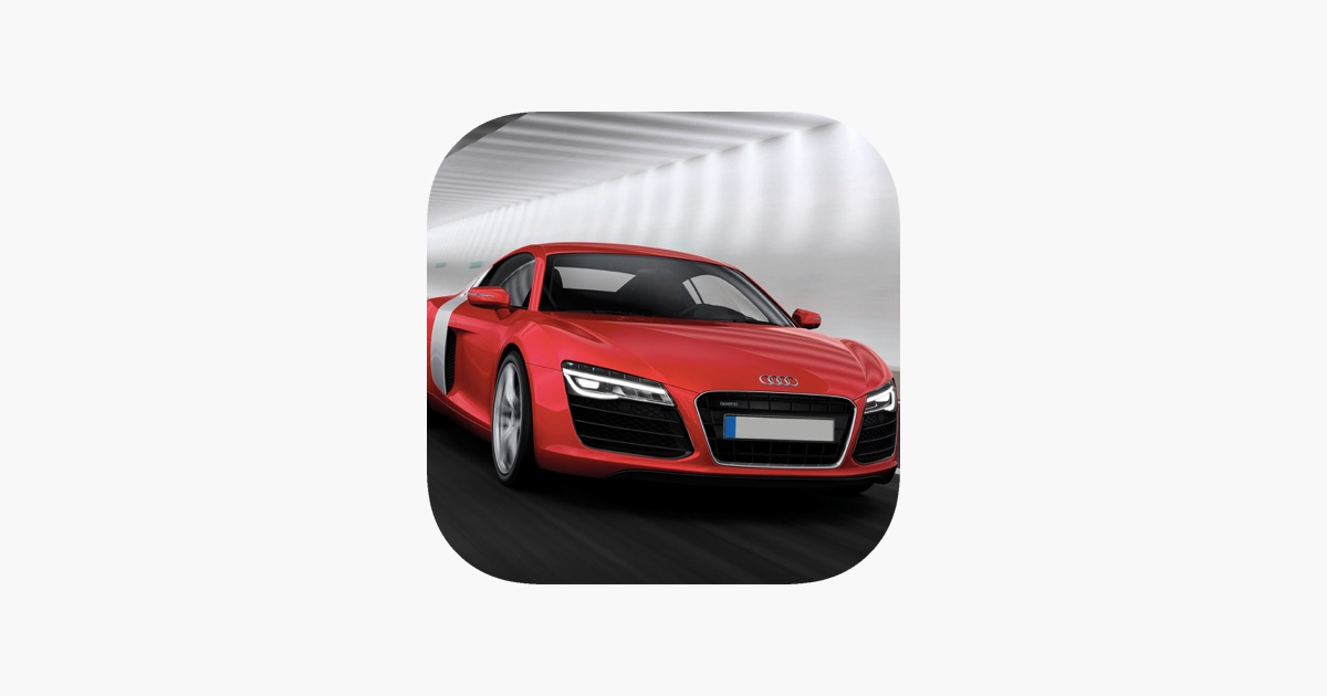 A Highway Racer Game Audi R8 Edition On The App Store