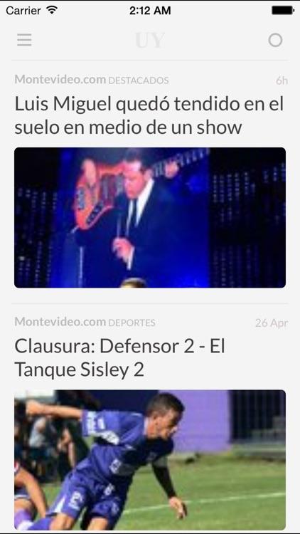 Periódicos UY - Los mejores diarios y noticias de la prensa en Uruguay