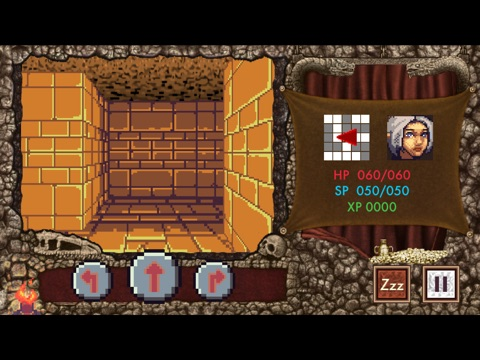 Mazes of Karradash для iPad