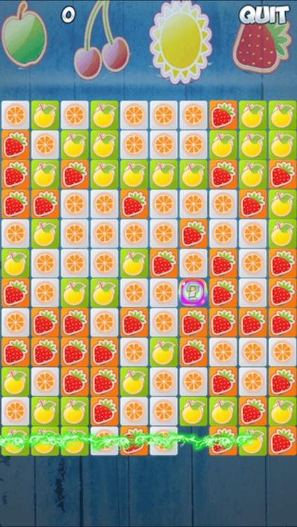 Fruit Blocks Rising - Smash the Fruits screenshot-4