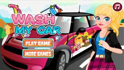 私の車を洗って-CN幼児ゲーム、母と子の遊び-ENのスクリーンショット1