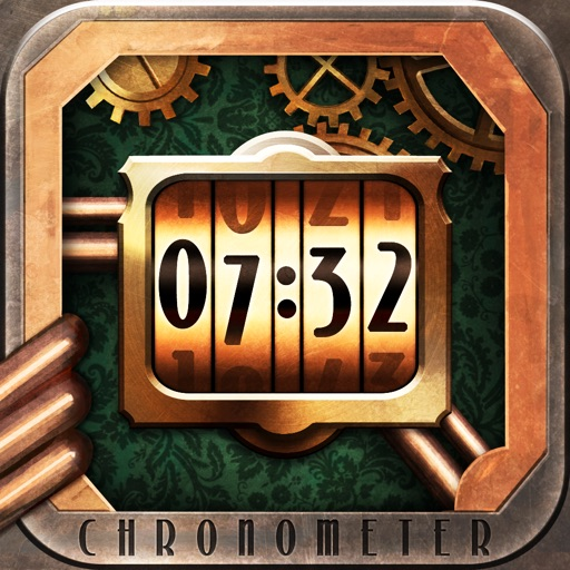 Chronometer - Steampunk Clock