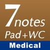 Medical 7notesPad+WC