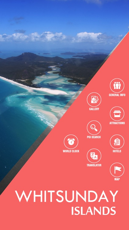 Whitsunday Islands Offline Travel Guide