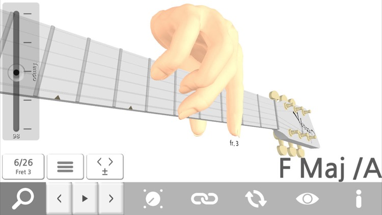Guitar Chord 3D Pro screenshot-1