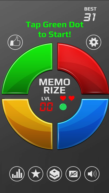 Memorize! - Simon Says Memory Game