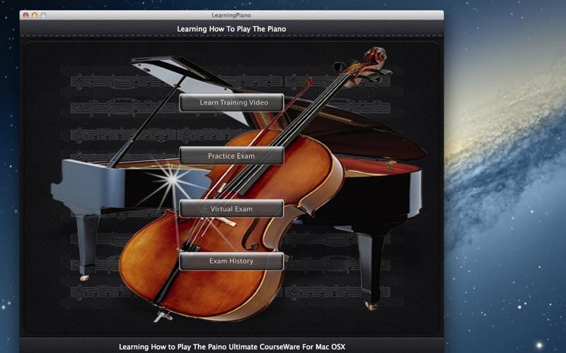 Learning Piano screenshot 1