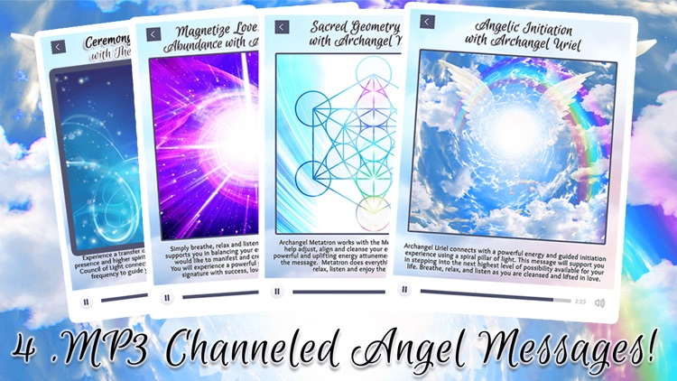 Channeled Angel Messages