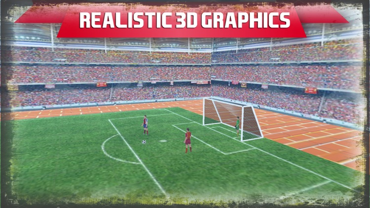 Football Flick Goal screenshot-3