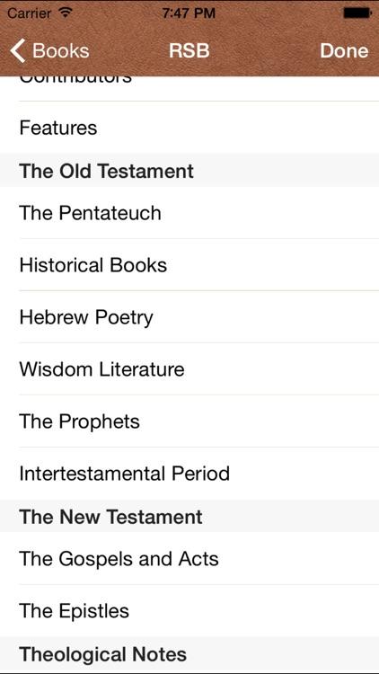 The Reformation Study Bible screenshot-4