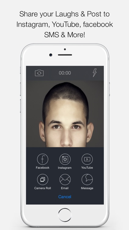 Voicygram - Live Face Swap Filters & Voice Changer screenshot-3