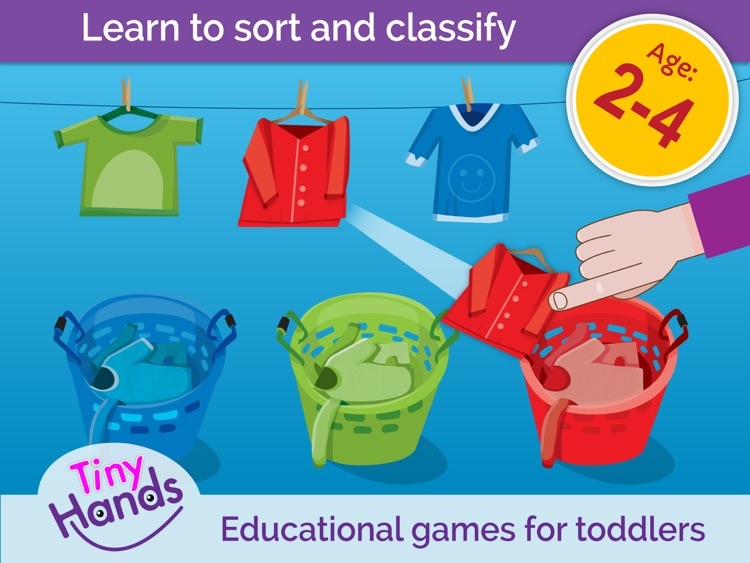 Shapes & Colors Games: Toddlers Kids Games Free screenshot-0