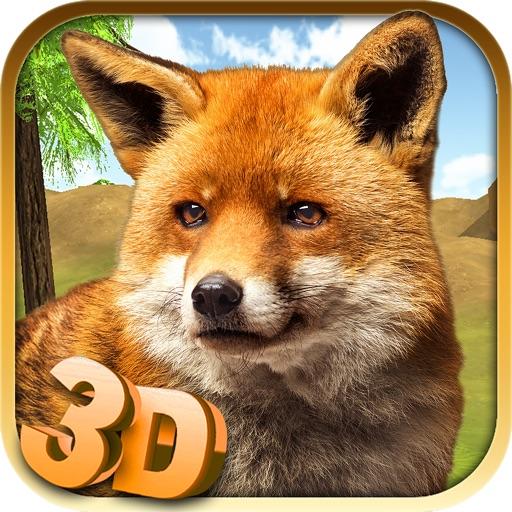 Fox Wildlife Simulator 3D