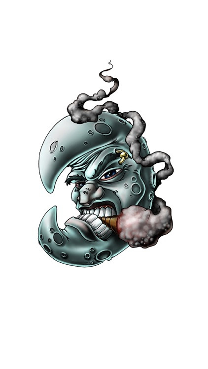 50,000 Tattoos - Gold Gallery: Skull, Dragons, Animals, Predators, Monsters screenshot-3