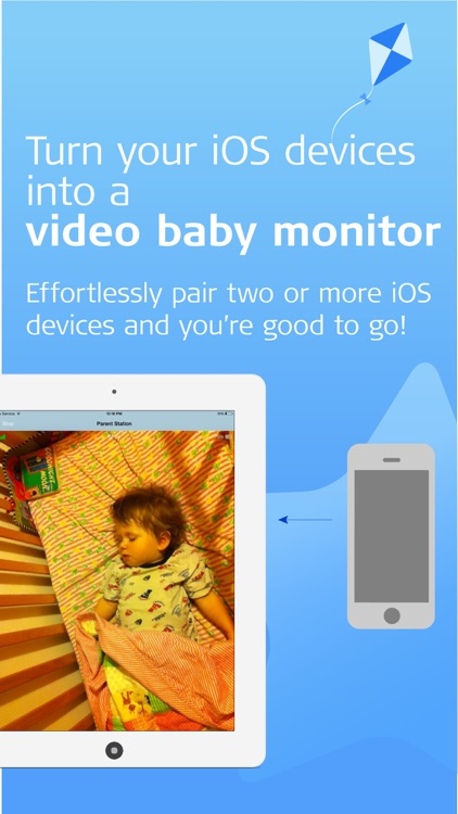 Sound Sleeper: Wi-Fi Video Baby Monitor