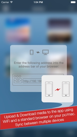 iSecrets: Media Vault and private browser