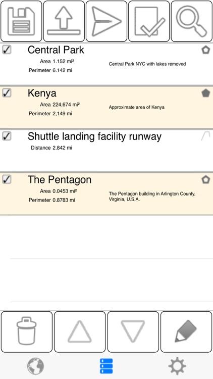 Distance and Area Measure screenshot-3