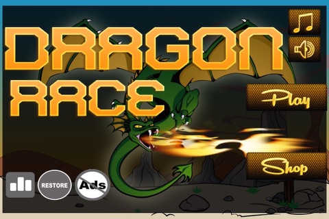 Dragon Race - Run Away From the Old Vale!! - náhled