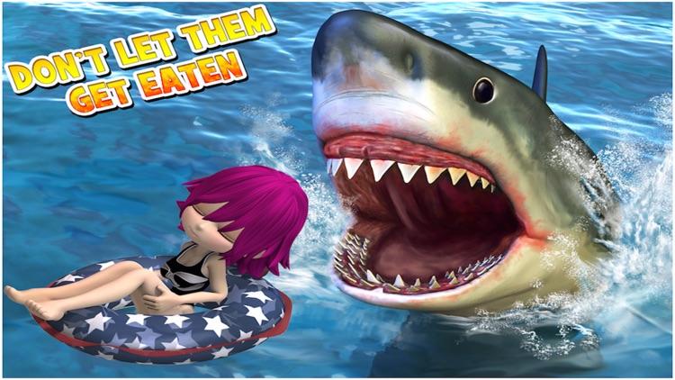 Beach Party Shark Attack