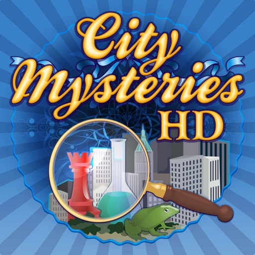 City Mysteries HD - Fun Seek and Find Hidden Object Puzzles icon