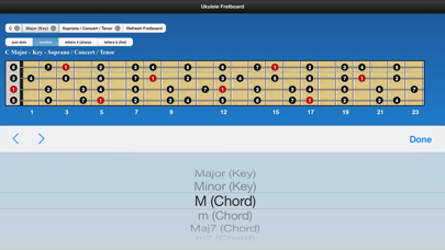 Ukulele Chords and Scales screenshot two
