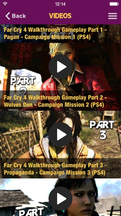 Guides & Walkthroughs for Far Cry 4 - FREE Tips, Videos and Cheats! screenshot-3