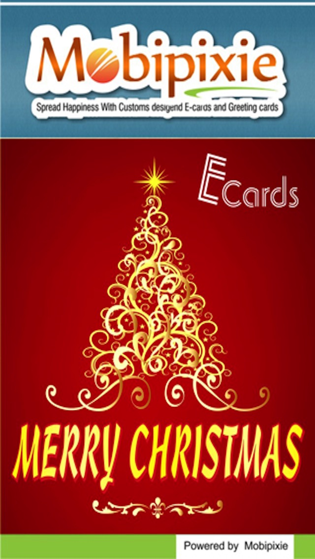 Merry Christmas eCards & Greetings - App - Mobile Apps