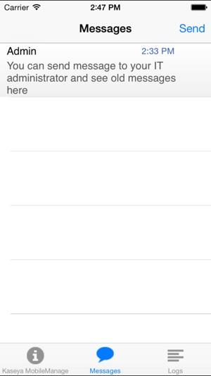 Kaseya MobileManage on the App Store