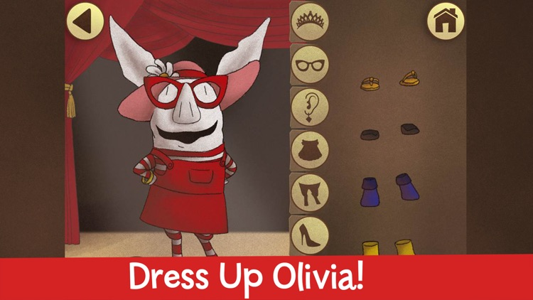 Olivia Dreams: An Interactive Storybook screenshot-2