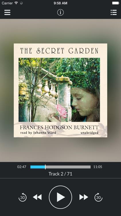 The Secret Garden (by Frances Hodgson Burnett) (UNABRIDGED AUDIOBOOK)