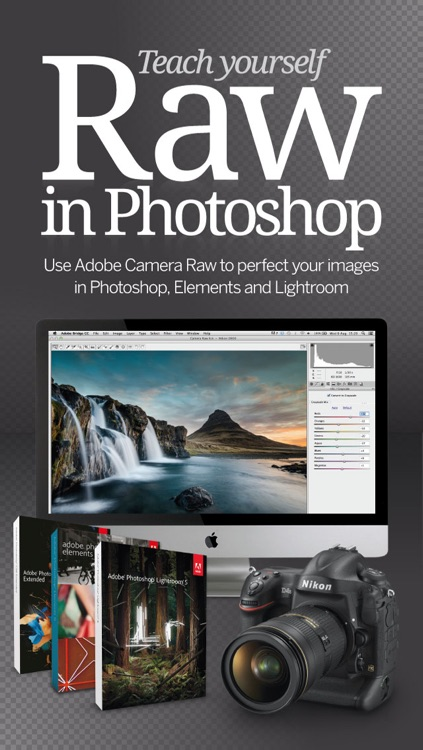 Teach yourself Raw in Photoshop