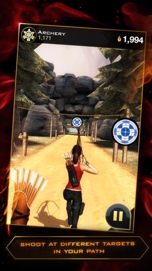 Hunger Games: Catching Fire - Panem Run Screenshot
