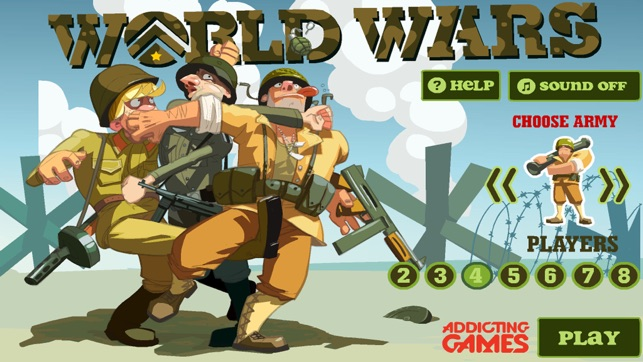 World wars from addicting games on the app store screenshots gumiabroncs Choice Image