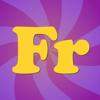 Francés para niños y adultos principiantes Circus French aprendizaje del lenguaje idioma por los juegos de la diversión