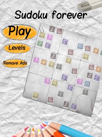 Just Sudoku Forever-ipad-2