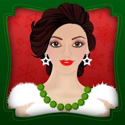 Christmas Girl Dress Up Game