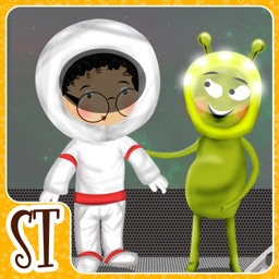 Simon in Space for Children by Story Time for Kids