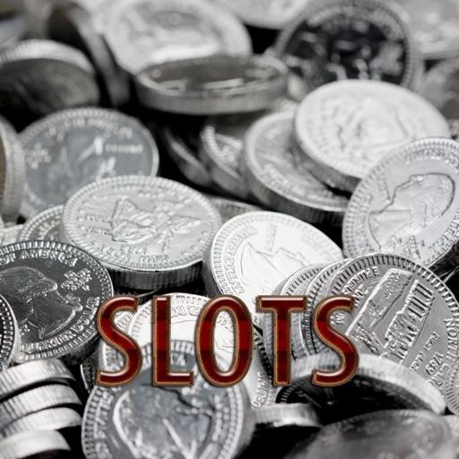 A Double Down Gambling Slots Silver Coins Poker - FREE Amazing Las Vegas Casino Games Premium Edition