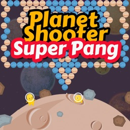 Space Planet Shooter - Super Pang