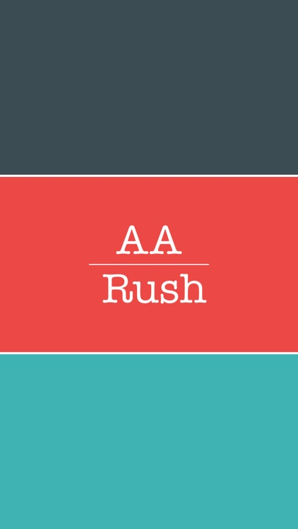 AA Rush screenshot-3