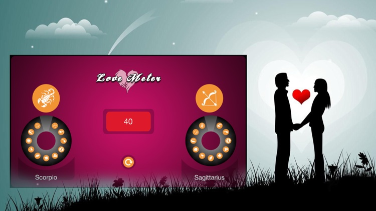 LoveMeter - Valentine's Day Love Calculator by zodiac sign