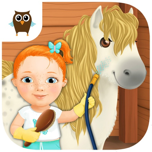 Sweet Baby Girl Cleanup 3 - Kitchen, Bathroom and Treehouse Chores, Car Wash and Pony Care (No Ads)