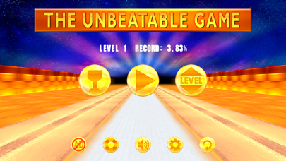 Screenshot from The Unbeatable Game