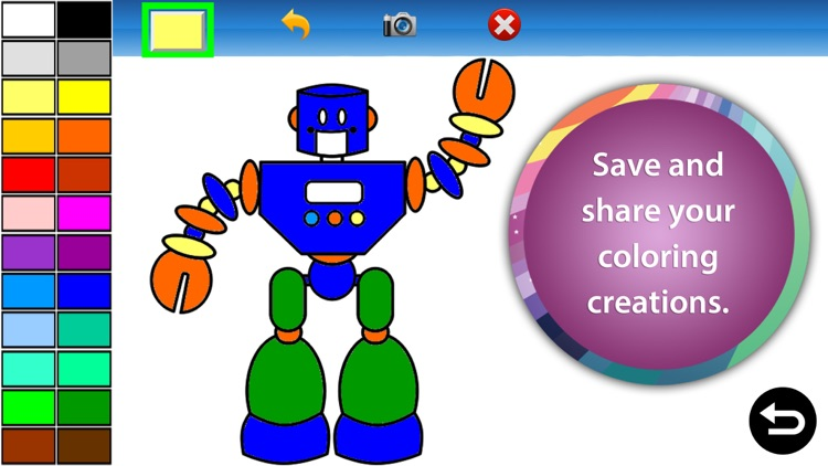 Pre-Bot - Learning Robot Friend for Children screenshot-3